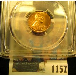 1157 _ 1945 D Lincoln Cent, PCGS slabbed MS65RD