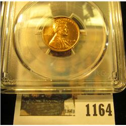 1164 _ 1936 S Lincoln Cent, PCGS slabbed MS64RD