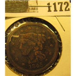 1172 _ 1845 U.S. Large Cent.