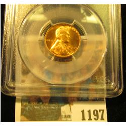 1197 _ 1939 P Lincoln Cent, PCGS slabbed MS65RD