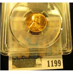 1199 _ 1940 P Lincoln Cent, PCGS slabbed MS65RD