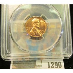 1290 _ 1965 P Lincoln Cent, PCGS slabbed MS65RD.