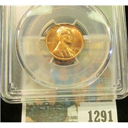 1291 _ 1965 P Lincoln Cent, PCGS slabbed MS65RD.