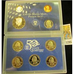 1295 _ 1999 S U.S. Proof Set. Original as issued.
