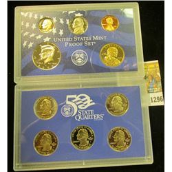 1296 _ 2000 S U.S. Proof Set. Original as issued.