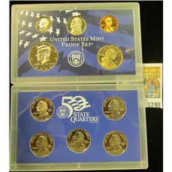 1298 _ 2002 S U.S. Proof Set. Original as issued.