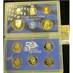 1299 _ 2003 S U.S. Proof Set. Original as issued.
