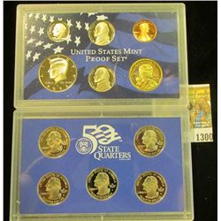 1300 _ 2004 S U.S. Proof Set. Original as issued.