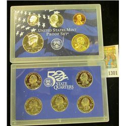 1301 _ 2006 S U.S. Proof Set. Original as issued.