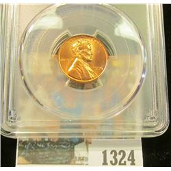 1324 _ 1956 P Lincoln Cent, PCGS slabbed MS65RD.