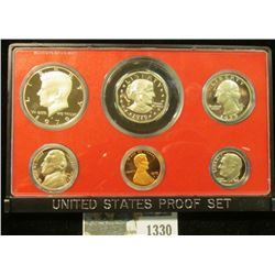 1330 _ 1979 S Complete Type Two U.S. Proof Set. Original as issued.