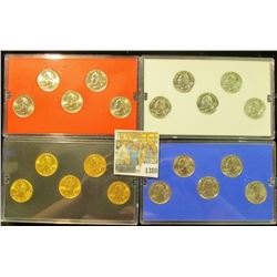 1380 _ 2002 Denver Edition, Philadelphia Edition, Platinum Edition, & Gold Edition State Quarter Col