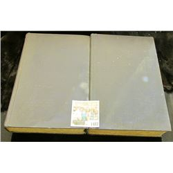 """1487 _ Two Volume Set """"The American Civil War"""" Vol. I & Vol. II, by James Kendall Hosmer, LL.D. with"""