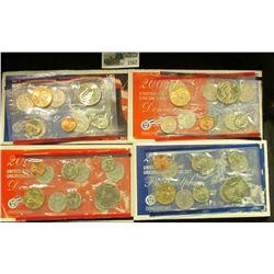 1562 _ 2005 & 2006 P & D U.S. Mint Sets, both original as issued.