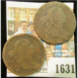1631 _ 1798 & 1803 U.S. Large Cents.