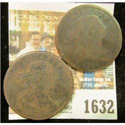 1632 _ 1797 & 1802 U.S. Large Cents.