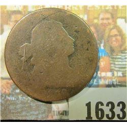 1633 _ 1799??? U.S. Large Cent, Fair.