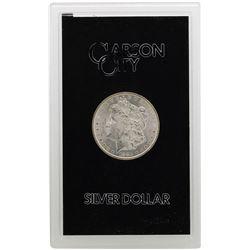 1883-CC $1 Morgan Silver Dollar Coin GSA