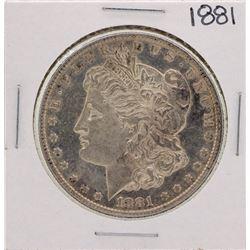 1881 PL $1 Morgan Silver Dollar Coin