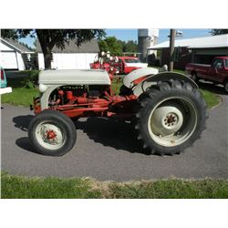 1948 Ford 8N Tractor, 3 pt PTO