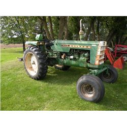 Oliver 1550 gas tractor SN#169425-502