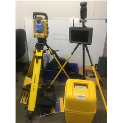 Trimble , RTS Serious total surveying instrument,with GPS, tri Max pod, 51003007-MEP150LV-0000 with