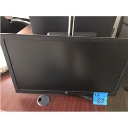 HP Double Monitors on stand V221