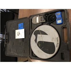 Wey-Tek Refrigerant Charging Scale Inficon,713-500-G1, up to 200lbs