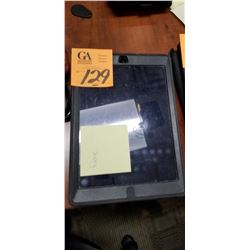 2 Ipads with cases
