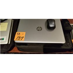 1 HP laptop 84 intel core 15, 1 HP Bang & Olufsen intel core 15