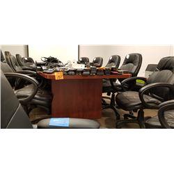 Board room table 10'x4'