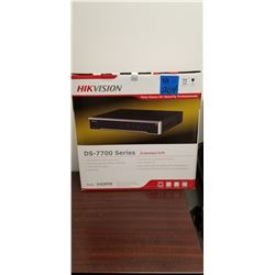 HIKVISION DS-7700 Series HDMI IN BEDDED NVR Network Video Recorder Model DS-7732NI-14/16P