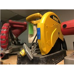 DeWalt Steel Cutting Chop Saw