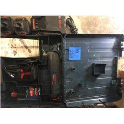 1- Bosch Litheon 12V SN#007002720 OSCILLATING TOOL