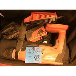 1- HILTI TE2-A18 Hammer Drill + Battery w/ Bag