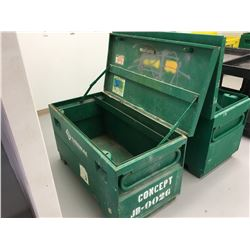 "Greenlee Storage Box 25"" X 48"" X 24"""