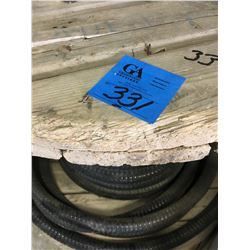 "Partial Reel of Acid/Flame Resist, 90ft General cable AGI Tek 90Degree - 5wire1"" 3/4 steel+ Rubber C"