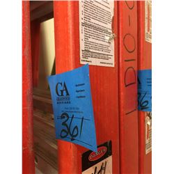 1- Werner 10' Alum Ladder