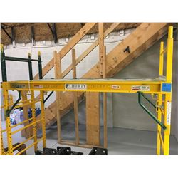 1- H.D Metaltech -1- Liberty Pallet Racking on Locking Wheels (mobile scaffold)