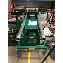 Greenlee Mobile Bending Table Model# 881MBT