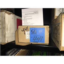 2- Elec Motors 1/4H.p + 1/3H.P/ 1-Condensation Pump/ Duct Smoke Detector/ 4- Explosion Proof Light F