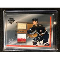 2004 LUXURY SUITE GAME WORN JERSEY MIKE COMRIE (103/300)