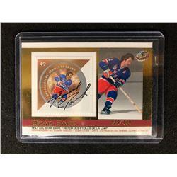 BRAD PARK 2004 NHL ALL STARS PACIFIC CANADA POST STAMP #28