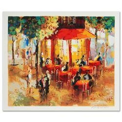 Coffee in Paris by Rozenvain, Michael