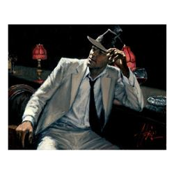 Man in White Suit V by Perez, Fabian