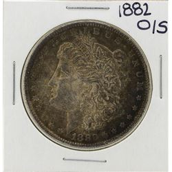 1882-O/S $1 Morgan Silver Dollar Coin