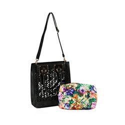 Black Roco Handbag