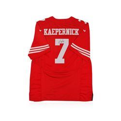 San Francisco 49ers Colin Kaepernick Autographed Jersey