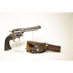 RESTRICTED. Colt Bisley Revolver SA