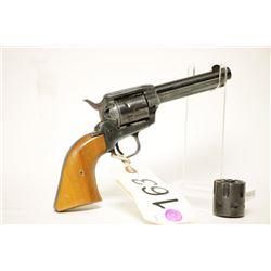 RESTRICTED. Herbert Schmidt Revolver